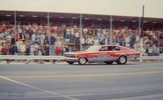 Mr Norm's Dodge Charger Funny Car