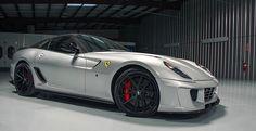 Ferrari 599 GTB Bodykit & Vellano VCU Felgen Tuning (11)