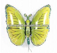 Pvc gonflable papillon poupée