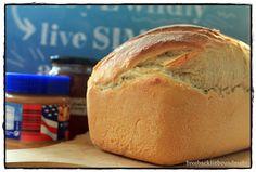 ein typisches amerikanisches Toastbrot selbst zu machen