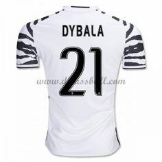Neues Juventus 2016-17 Fussball Trikot Dybala 21 Kurzarm Dritte trikotsatz Shop  Football Jerseys a9d9da8b8