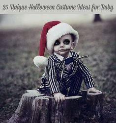 The 25 Best & Totally Unique Halloween Costume Ideas for Baby | The New Home Ec