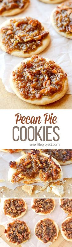 Have a craving for pie, but don't want the work involved with making the pie? This easy cookie pecan pie recipe is the one for you! Easy to add to your chirstmas baking list