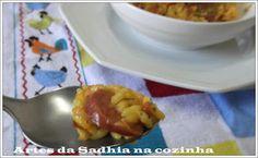 Artes da Sadhia na cozinha : Risoto