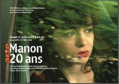 Ma critique de l'éblouissant Manon 20 Ans ce soir sur ARTE
