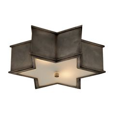 Shop Visual Comfort  AH4017 Alexa Hampton Sophia Large Flush Mount Ceiling Light at The Mine. Browse our , all with free shipping and best price guaranteed.