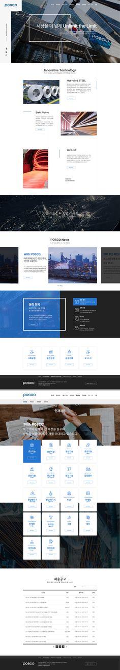 Homepage Design, Site Design, Web Layout, Page Layout, Presentation Layout, Event Page, Responsive Web, Architecture Portfolio, 2020 Design