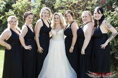Craig & Shawna's Wedding at Copetown Woods Golf Club Bridesmaids, Bridesmaid Dresses, Wedding Dresses, Woods Golf, What A Beautiful Day, Outdoor Ceremony, Fashion, Bridesmade Dresses, Bride Dresses