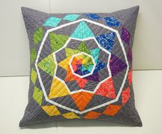SCHNIG SCHNAG - Quilts and more: Diamond Super Star   {Pattern testing}