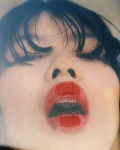 Aesthetic People, Red Aesthetic, Aesthetic Pictures, Photo Reference, Art Reference, Film Photography, Fashion Photography, Ren Hang, Living In London