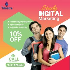 Learn #digitalmarketing at #TRINETRASKILLDEVELOPMENT with industry professional experts. Learn practically sessions with real time examples scenario. Ask your queries, trainer will explain you each and every concepts with explanation. Hurry up to join our new batch. For more details about the course .Contact:-9311476530 Fb:-@trinetraskilldevelopment Insta:-@trinetra.skills. . Marketing Institute, Create Your Own Website, Digital Marketing, Join, Learning, Studying, Teaching, Onderwijs