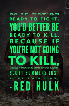 Hulk Quotes Marvel Character Quote  Red Hulk  Marvel  Pinterest  Character .