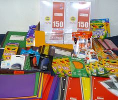 back to school items - Google Search