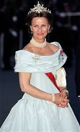 King Harald and Queen Sonja'S 60Th Birthday Celebrations 1997