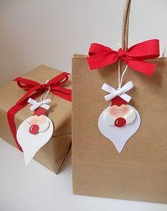Новогодний дизайн упаковки