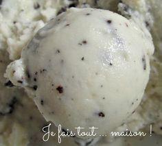 Glace stracciatella comme in Italien . - Another! Sorbet Ice Cream, Vegan Ice Cream, Vanilla Ice Cream, Delicious Deserts, Cold Desserts, Sorbets, Ice Ice Baby, Cooking Chef, Ice
