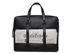 Fancy - Delvaux Bags for Men Fall 2011