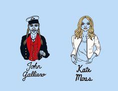 John Galliano (ジョン・ガリアーノ)、ついにファッション界にカムバックか?!  –  THE FASHION POST [ザ・ファッションポスト]