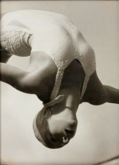 Olympic champion Dorothy Poynton-Hill, Summer Olympic Games - 1936