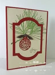 Image result for cards using su ornamental pine