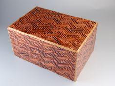 HIMITSU BAKO. cajas rompecabezas