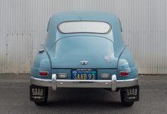1960 SAAB 93F