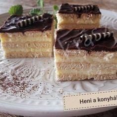 Karantén szelet Tiramisu, Food And Drink, Izu, Erika, Ethnic Recipes, Food Cakes, Caramel, Tiramisu Cake