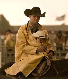 A cowboy's life.