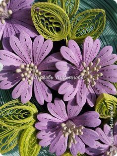 Quilling Flower Designs, Paper Quilling Flowers, Paper Quilling Cards, Quilling Work, Neli Quilling, Paper Quilling Patterns, Quilled Paper Art, Quilling Paper Craft, Quilled Roses