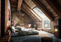Another great bedroom.