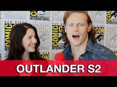 Outlander Season 2 Interviews - Sam Heughan, Caitriona Balfe, Diana Gabaldon, Ronald D. Moore - YouTube