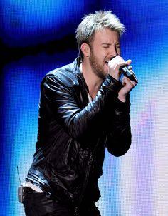 Charles Kelley  He can sing : )