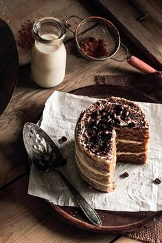 White Chocolate Espresso Cake by pastryaffair, via Flickr