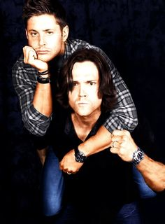 These guys are just awesome together. This is why Supernatural makes for great TV.