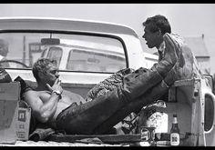 Steve McQueen. Steve McQueen's Motorcycles - pg.1