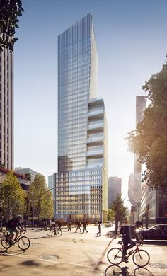 At Transbay Block 5, 43-Story Office Tower Wins Approval with 'Mini-Parks' in the Sky - Curbed SF