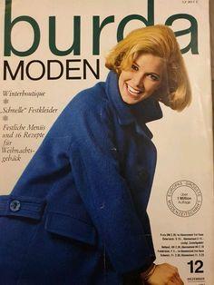 Anzeigenbild Burda Mode, Top, Magazines, Antiquities, Pictures