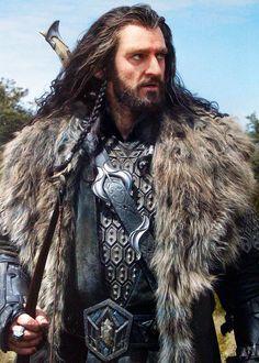Richard Armitage as Thorin Oakenshield in The Hobbit Legolas, Gandalf, Thranduil, Kili, Thorin Oakenshield, Jrr Tolkien, Richard Armitage, Hobbit Cosplay, O Hobbit