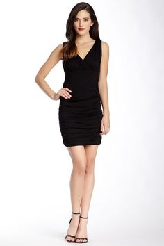 Weston Wear Brynn Solid Bodycon Dress