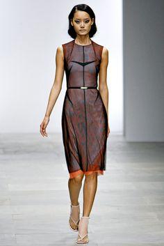 Marios Schwab Spring 2012 Ready-to-Wear Fashion Show