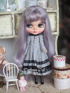 Inevitable, Looking Stunning, Doll Accessories, Blythe Dolls, My Girl, Beautiful Dresses, Actual Time, Harajuku, My Design
