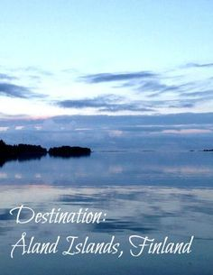 Solo Travel to Åland Islands, Finland http://solotravelerblog.com/solo-travel-destination-aland-islands-finland/