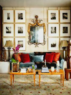 DESIGNER COLOR SENSATION, M. GRACE SIELAFF Color Style, Fashion, Interior Design and more...
