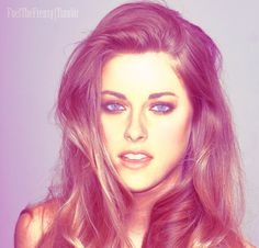 Kristen Stewart..i don't care what anyone thinks i love her and think shes a great actress..her own acting style..