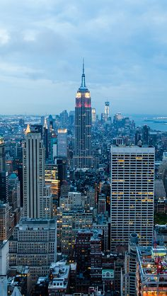 New York City iPhone 5 wallpaper