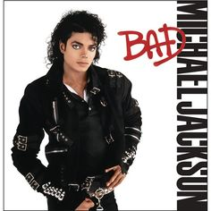 Michael Jackson Bad on 180g LP The Bad album was the third Michael Jackson album produced by Quincy Jones and was originally released on August 31, 1987. It was monumental in many ways; Michael wrote