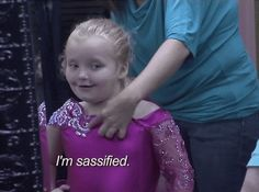 Honey Boo Boo -- Im Not Leavin My Sis For a Dumb TV Show