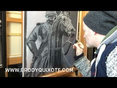 Taking the reins! http://www.brodyquixote.com/blog/duke-of-wellington-diary-of-a-painting-8