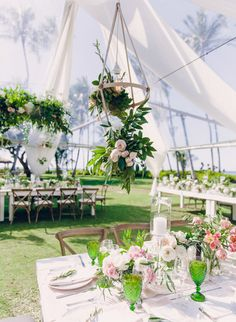 18 Greenery Weddings Inspired by Pantone's Color of the Year - Inspired By This