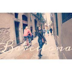 our honeymoon in Barcelona :)